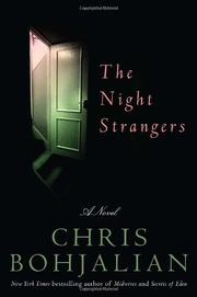Cover art for THE NIGHT STRANGERS