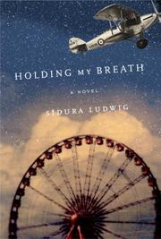 Book Cover for HOLDING MY BREATH