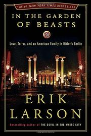 Cover art for IN THE GARDEN OF BEASTS
