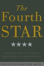 Cover art for THE FOURTH STAR