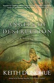 Cover art for ANGELS OF DESTRUCTION