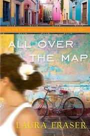 Book Cover for ALL OVER THE MAP