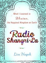 Cover art for RADIO SHANGRI-LA