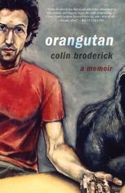 Book Cover for ORANGUTAN