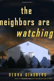 Cover art for THE NEIGHBORS ARE WATCHING