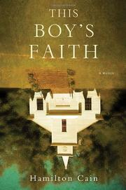 Cover art for THIS BOY'S FAITH