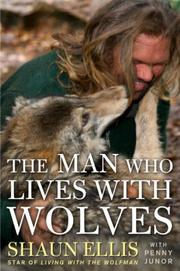 Cover art for THE MAN WHO LIVES WITH WOLVES