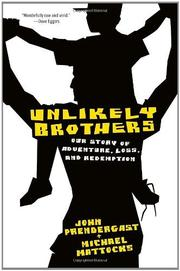 Book Cover for UNLIKELY BROTHERS