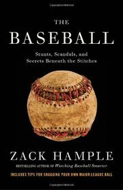Cover art for THE BASEBALL