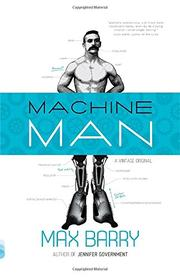 Cover art for MACHINE MAN