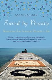 SAVED BY BEAUTY by Roger Housden