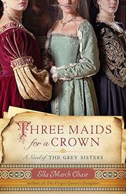 Book Cover for THREE MAIDS FOR A CROWN