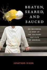 Book Cover for BEATEN, SEARED, AND SAUCED