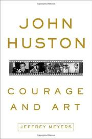 Cover art for JOHN HUSTON