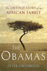 Book Cover for THE OBAMAS