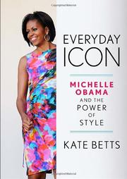 Book Cover for EVERYDAY ICON