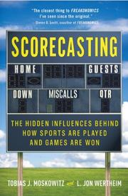 Book Cover for SCORECASTING