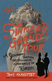 Book Cover for THE SINNER'S GRAND TOUR
