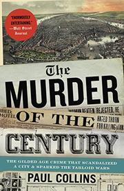 Cover art for MURDER OF THE CENTURY