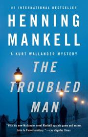 Cover art for THE TROUBLED MAN