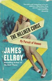 Cover art for THE HILLIKER CURSE