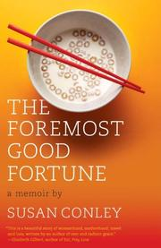 Cover art for THE FOREMOST GOOD FORTUNE