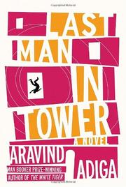 Cover art for LAST MAN IN TOWER
