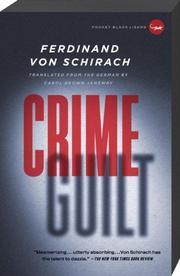 Cover art for CRIME