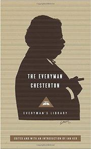 Cover art for THE EVERYMAN CHESTERTON