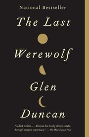 Book Cover for THE LAST WEREWOLF