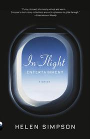 IN-FLIGHT ENTERTAINMENT by Helen Simpson