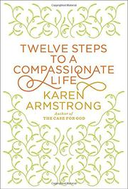 Cover art for TWELVE STEPS TO A COMPASSIONATE LIFE