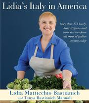 Cover art for LIDIA'S ITALY IN AMERICA