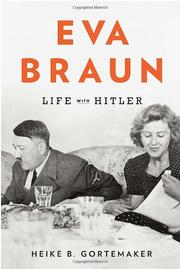 Book Cover for EVA BRAUN