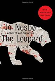 Cover art for THE LEOPARD