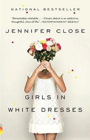 Cover art for GIRLS IN WHITE DRESSES