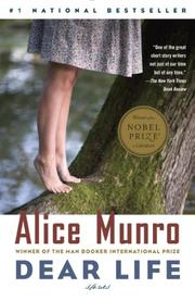 Alice Munro's novel DEAR LIFE tops Kirkus Reviews' 25 Best Fiction of 2012 list