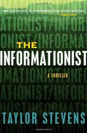 Cover art for THE INFORMATIONIST