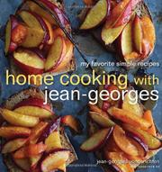 Book Cover for HOME COOKING WITH JEAN-GEORGES
