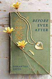 Cover art for BEFORE EVER AFTER