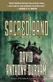 Book Cover for THE SACRED BAND