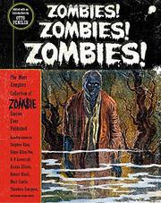 Cover art for ZOMBIES! ZOMBIES! ZOMBIES!