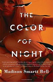 Book Cover for THE COLOR OF NIGHT