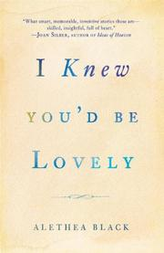 Book Cover for I KNEW YOU'D BE LOVELY
