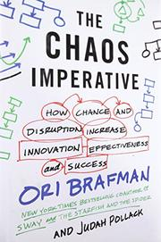 THE CHAOS IMPERATIVE by Ori Brafman