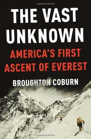 THE VAST UNKNOWN by Broughton Coburn