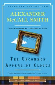 Cover art for THE UNCOMMON APPEAL OF CLOUDS