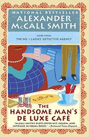 THE HANDSOME MAN'S DELUXE CAFÉ by Alexander McCall Smith