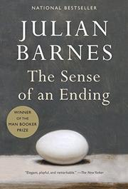 Cover art for THE SENSE OF AN ENDING