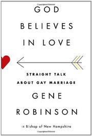 GOD BELIEVES IN LOVE by Gene Robinson